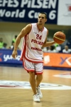 Basketball - Turkey - Izmir - Efes Pilsen World Cup 6 - China - Poland